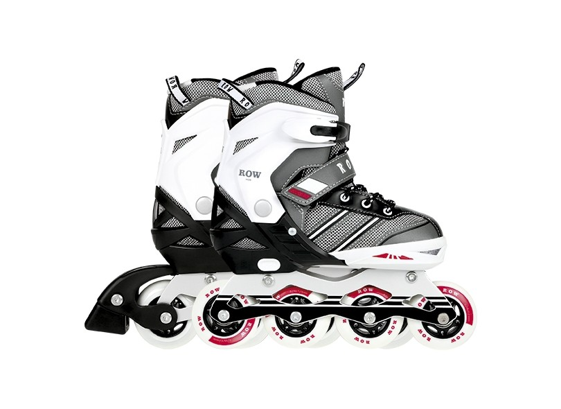 Patins In-Line Mor Profissional Cinza- M