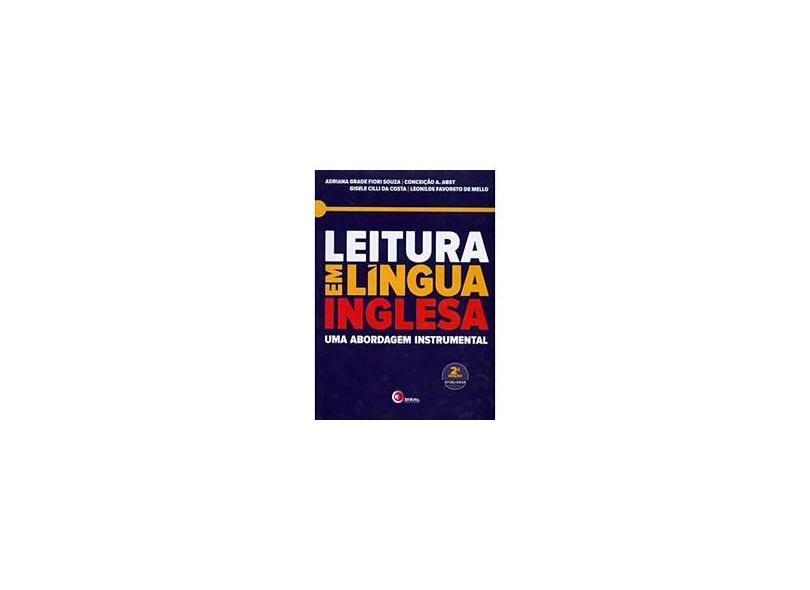 Leitura em Língua Inglesa - Uma Abordagem Instrumental - Varios Autores - 9788578440626