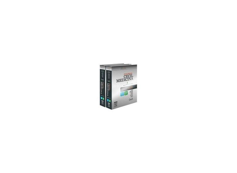 Goldman Cecil Medicina - Lee Goldman, Andrew I. Schafer - 9788535256772