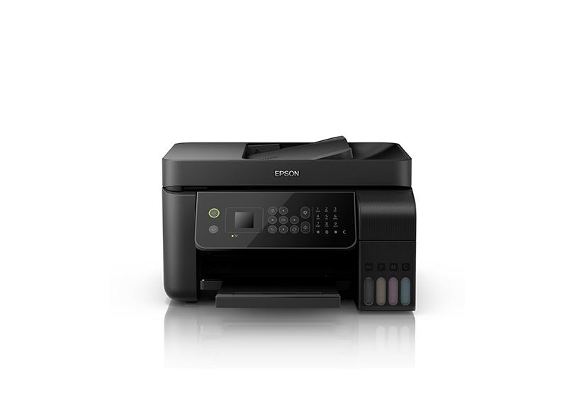 Multifuncional Epson Ecotank L5190 Tanque de Tinta Colorida Sem Fio