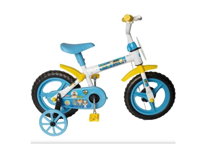 Bicicleta Styll Kids Lazer Aro 12 Clubinho Salva Vidas