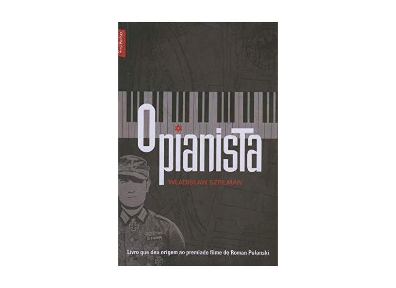 O Pianista - Szpilman, Wladyslaw - 9788577990344