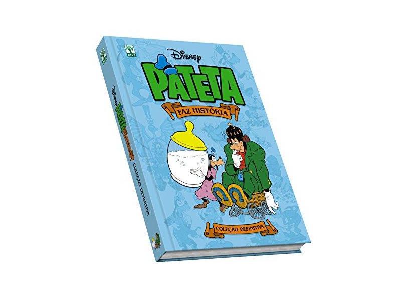 Pateta Faz História - Volume 1 - Vários Autores - 9788555791833
