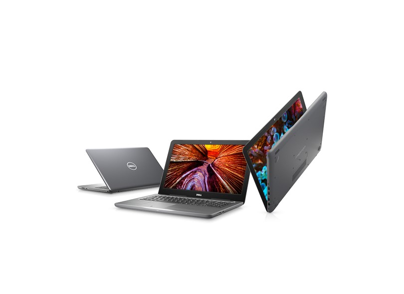 "Notebook Dell Inspiron 5000 Intel Core i7 7500U 8 GB de RAM 1024 GB 15.6 "" Windows 10 Home i15-5567"
