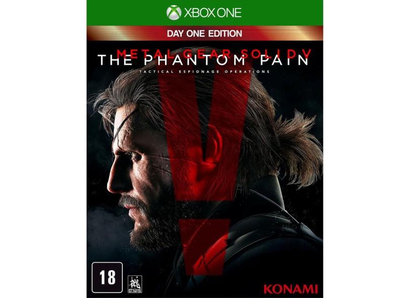 Jogo Metal Gear Solid Xbox One Konami
