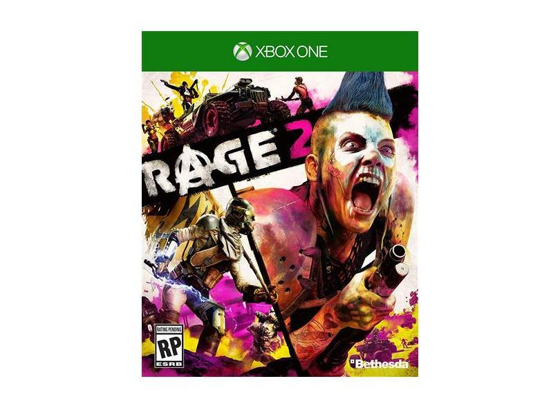 Jogo Jogo Rage 2 Xbox One Bethesda Softworks
