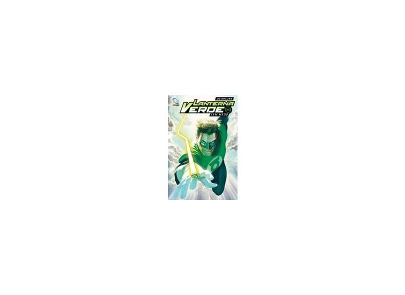 Lanterna Verde - Sem Medo - Geoff Johns - 9788573516340