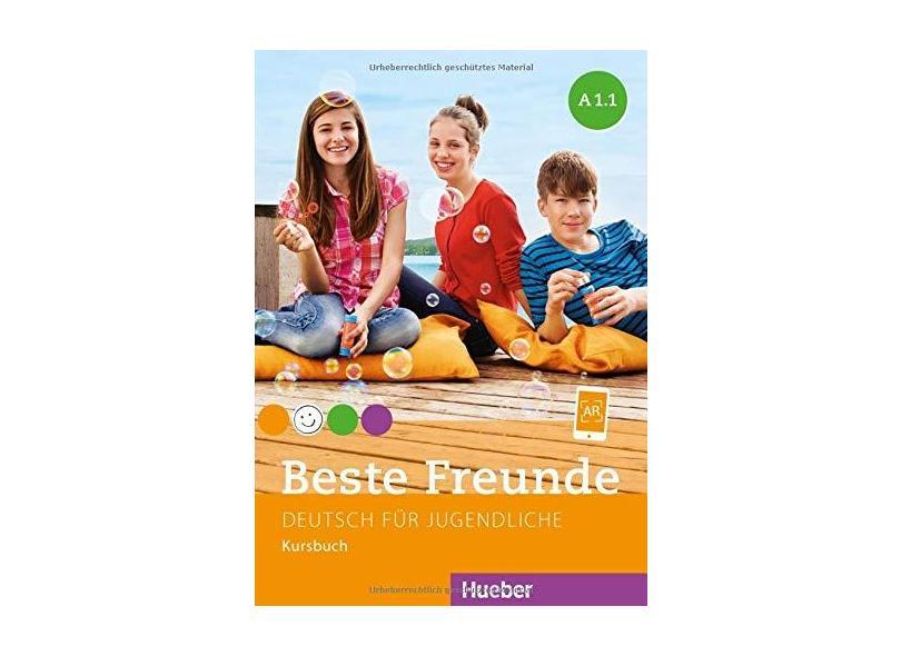 Beste Freunde A1/1 - Deutsch Für Jugendliche - Kursbuch - Bovermann, Monika;georgiakaki, Manuela; - 9783193010513