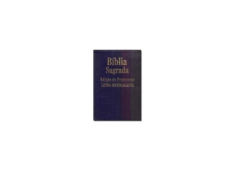 Bíblia Sagrada - Letra Hipergigante - Kings Cross - 7898995800711
