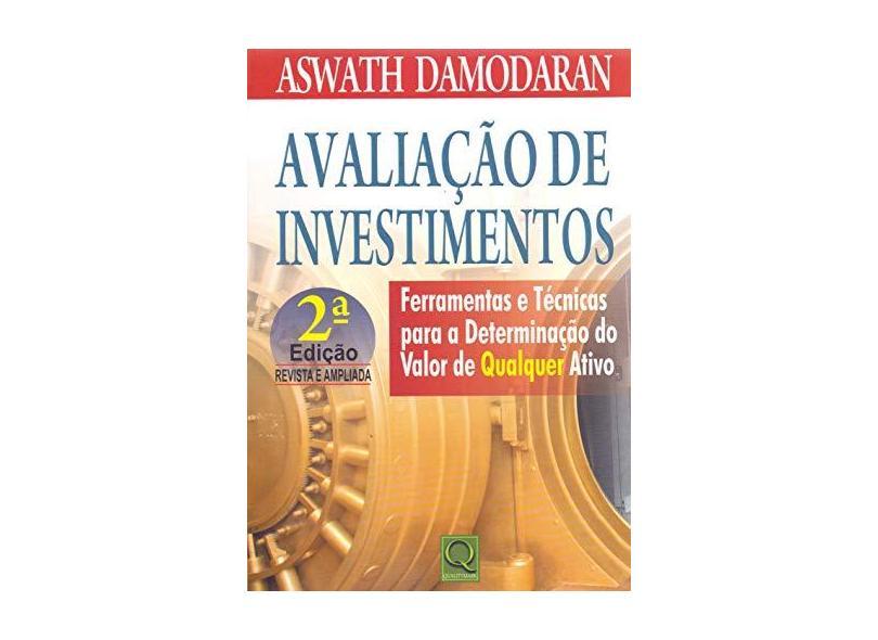 Avaliação de Investimentos - Aswath Damodaran - 9788573039023