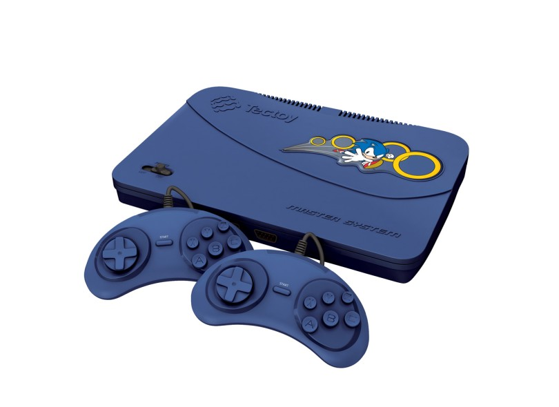 Console Tectoy Master System Evolution