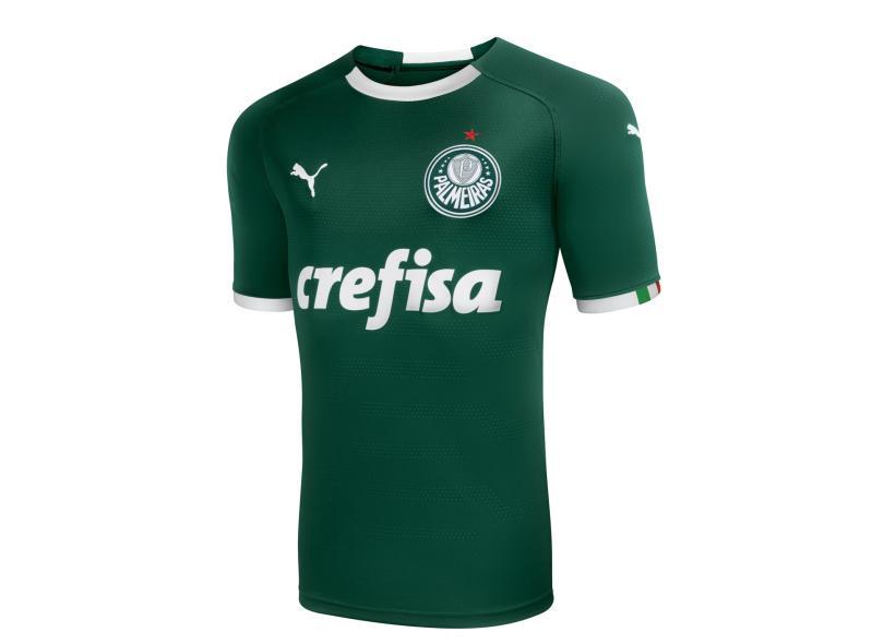 Camisa Palmeiras I 2019/20 Puma
