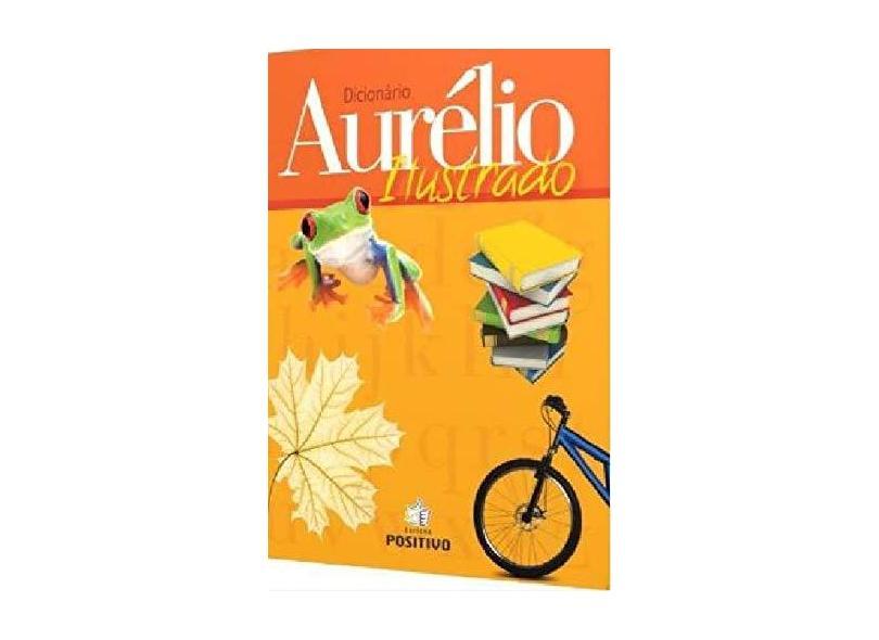 Dicionário Aurélio Ilustrado - Ferreira, Aurelio Buarque De Holanda - 9788574728377