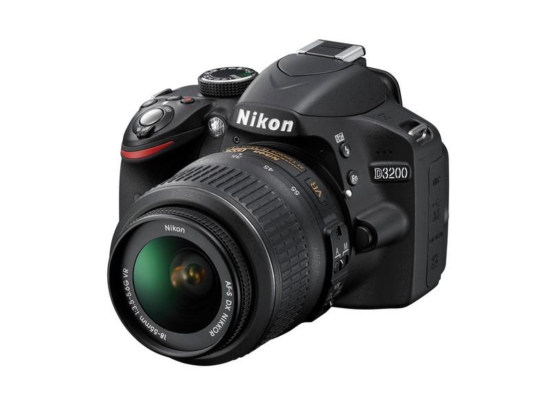 Câmera Digital Nikon D3200 24.2 mpx