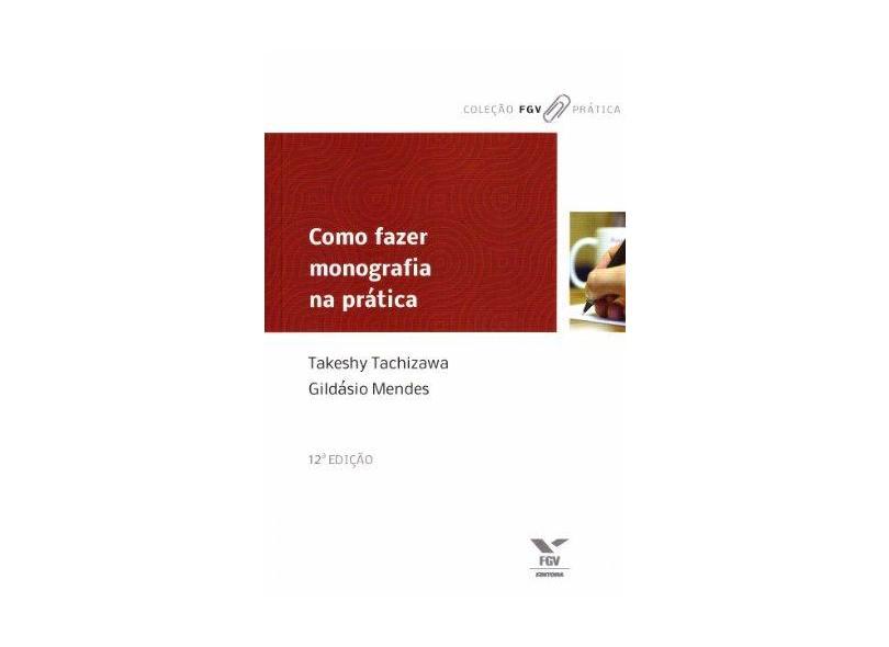 Como Fazer Monografia Na Pratica - Capa Comum - 9788522502608