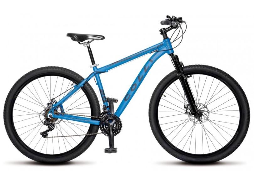 Bicicleta Colli Bikes 21 Marchas Aro 29 Suspensão Dianteira a Disco Aluminio 531