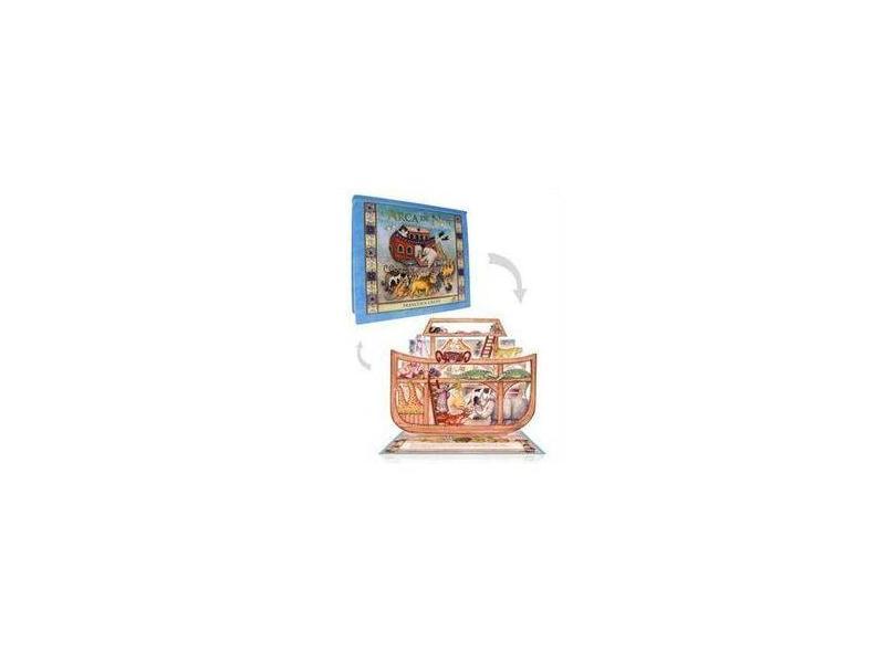 Arca de Noé, A - Francesca Crespi - 9788535637045
