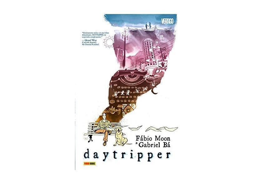 Daytripper - Moon,fabio - 9788573517712