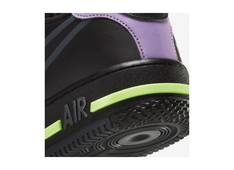 Tênis Nike Masculino Casual Air Force 1 React