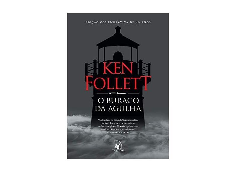 O Buraco Da Agulha - Follett, Ken - 9788580418811