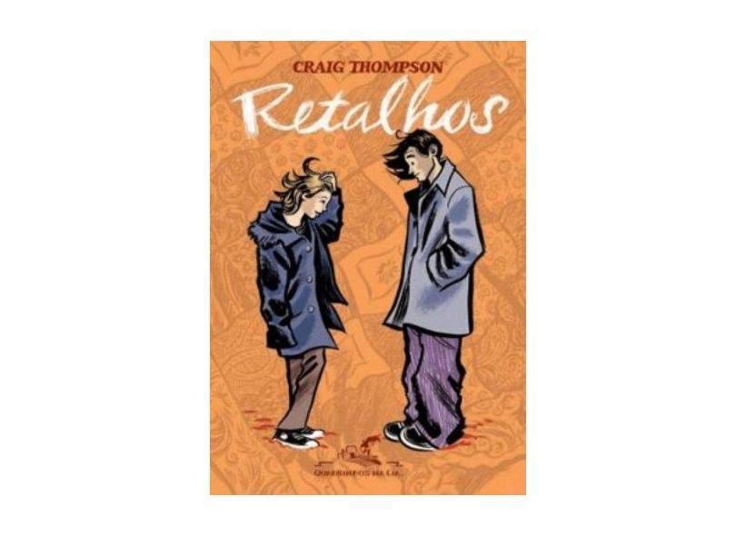 Retalhos - Thompson, Craig - 9788535914481