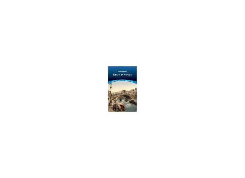 Death in Venice - Thomas Mann - 9780486287140