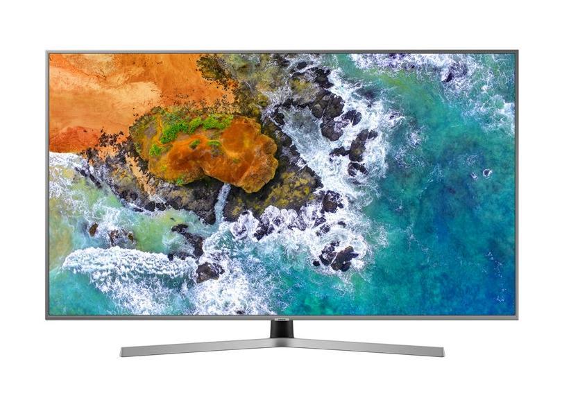 """Smart TV TV LED 55 """" Samsung 4K 55NU7400 3 HDMI"""