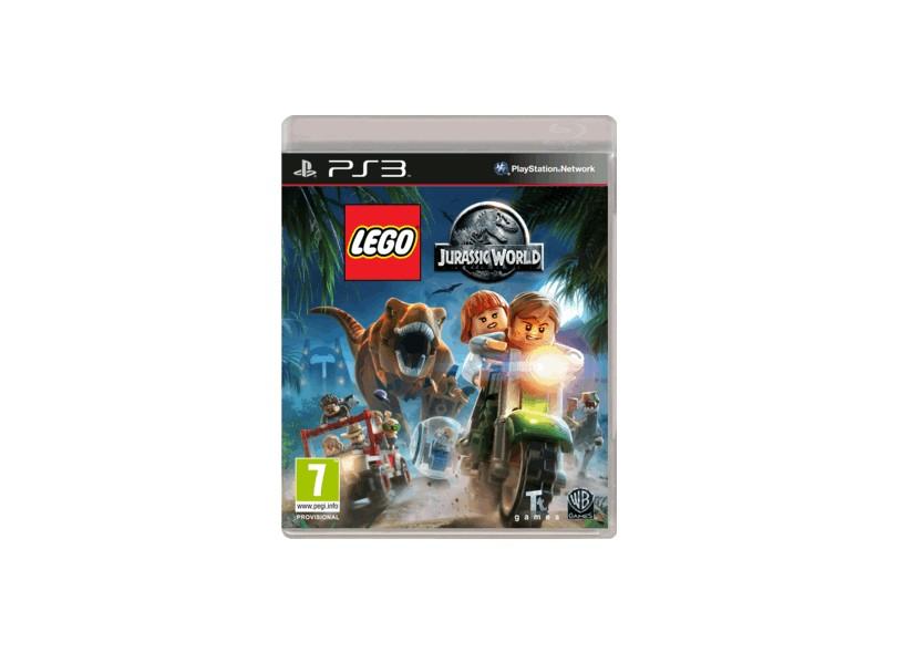 Jogo LEGO: Jurassic World PlayStation 3 Warner Bros