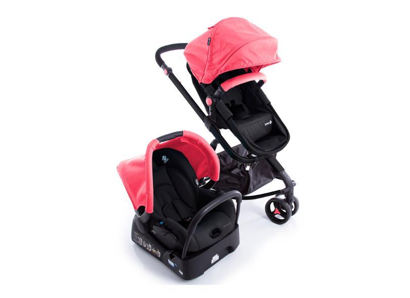 Carrinho de Bebê Travel System com Bebê Conforto Safety 1st Mobi T5003TS