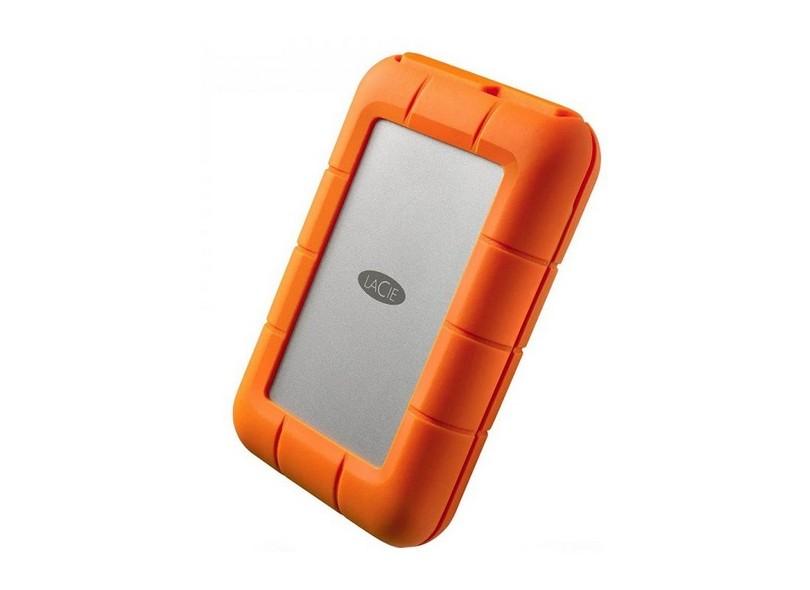 HD Externo Portátil Lacie LAC9000601 4096 GB Sistema RAID