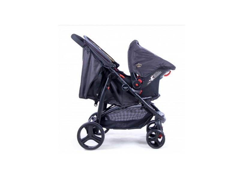 Carrinho de Bebê Travel System com Bebê Conforto Cosco Nexus