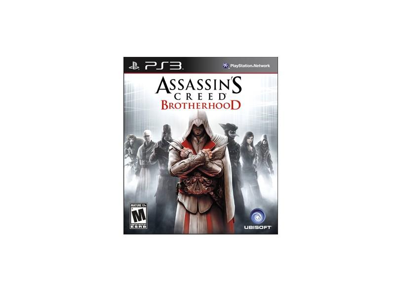 Jogo Assassin's Creed: Brotherhood Ubisoft PS3
