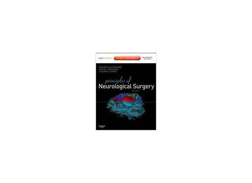 PRINCIPLES OF NEUROLOGICAL SURGERY - Richard G. Ellenbogen Md Facs (author),    Laligam N Sekhar Md Facs (author) - 9781437707014