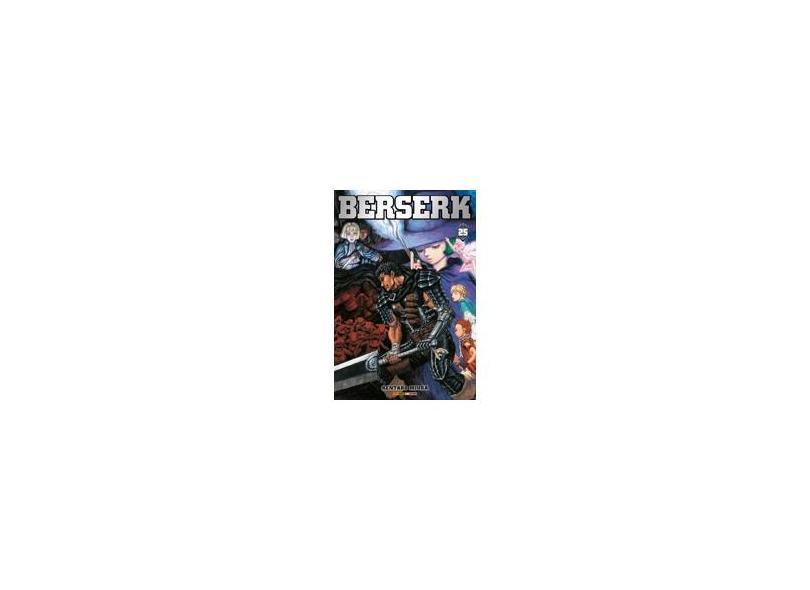 Berserk - Vol. 25 - Miura,kentaro - 9788542612257