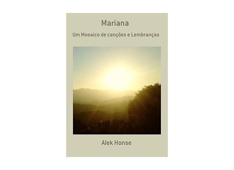 Mariana - Alek Honse - 9788592872373