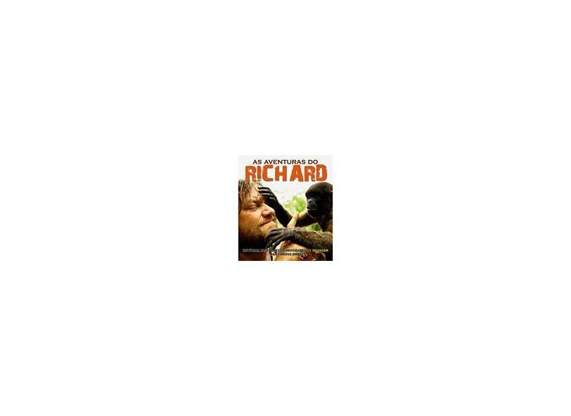 As Aventuras de Richard - Rasmussen,richard - 9788500330810