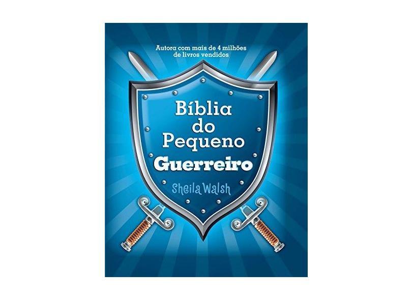 Bíblia do Pequeno Guerreiro - Capa Dura - 9788578607104