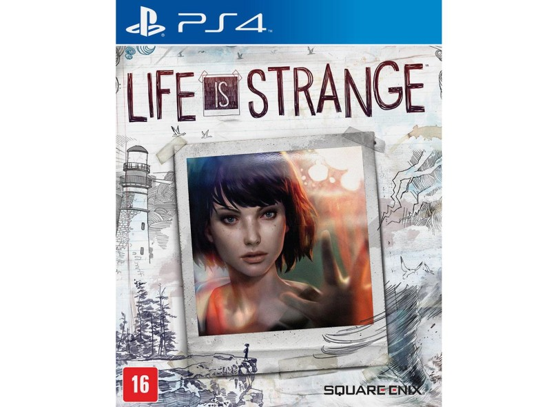 Jogo Life Is Strange PS4 Square Enix