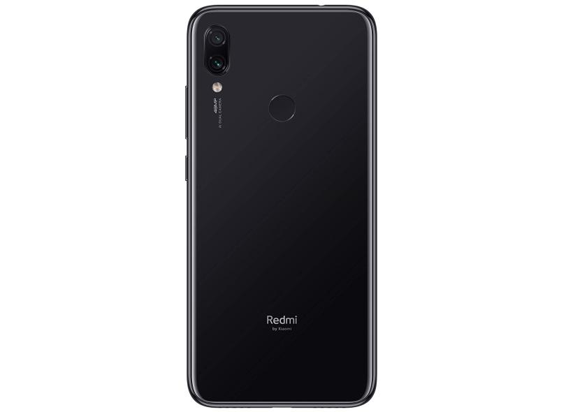 Smartphone Xiaomi Redmi Note 7 128GB 48,0 MP 2 Chips Android 9.0 (Pie) 3G 4G Wi-Fi
