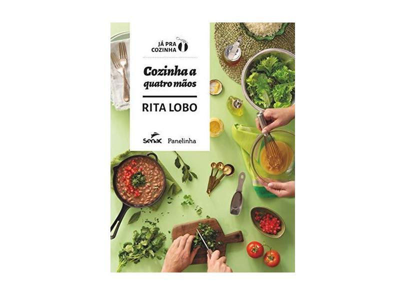 """Cozinha A Quatro Mãos - """"lobo, Rita"""" - 9788539624539"""