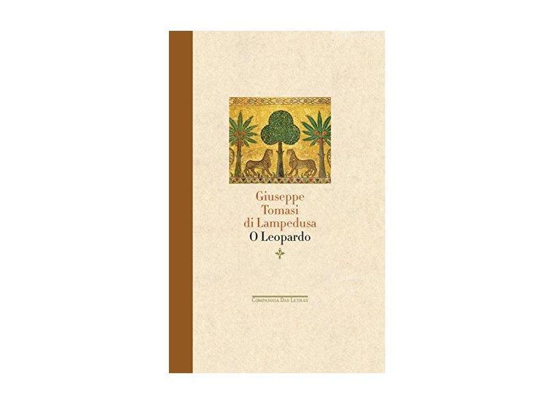 O leopardo - Giuseppe Tomasi Di Lampedusa - 9788535928907