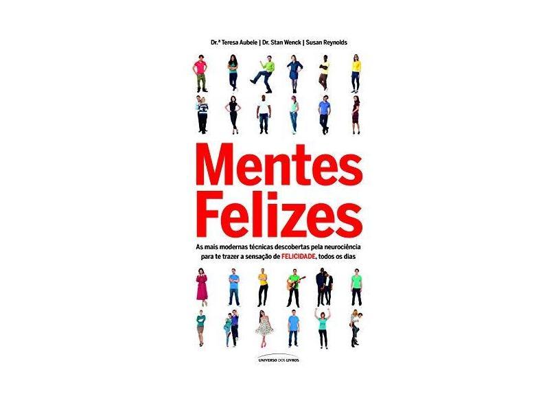Mentes Felizes - Aubele,teresa - 9788550302829
