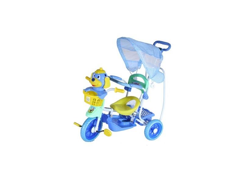 Triciclo Bel Fix 2 em 1 Passeio