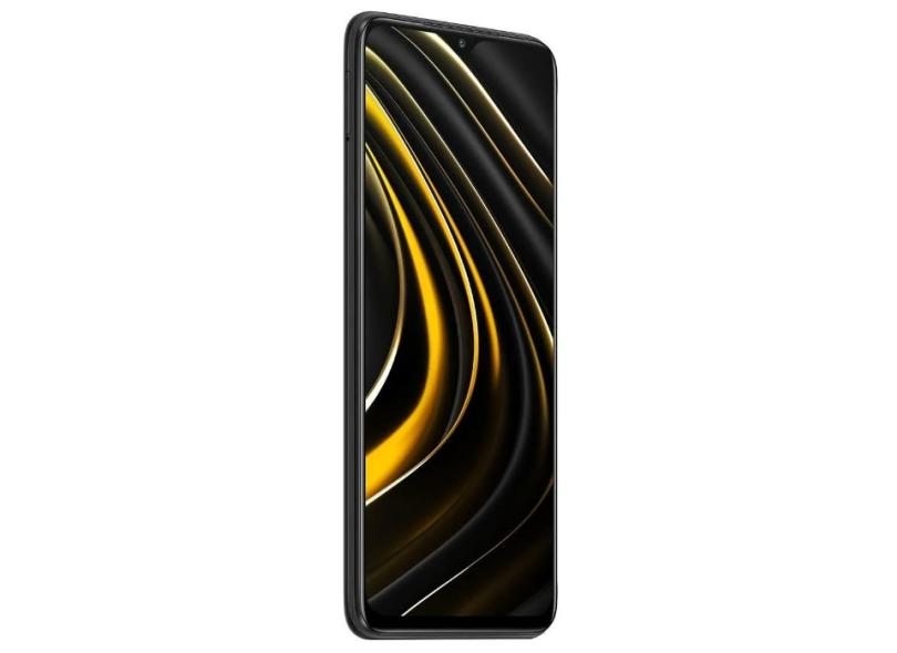 Smartphone Xiaomi Pocophone Poco M3 4 GB 64GB Câmera Tripla Qualcomm Snapdragon 662 2 Chips Android 10