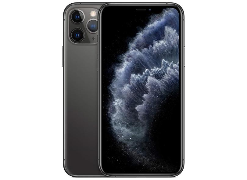 Smartphone Apple iPhone 11 Pro 512GB Câmera Tripla iOS 13