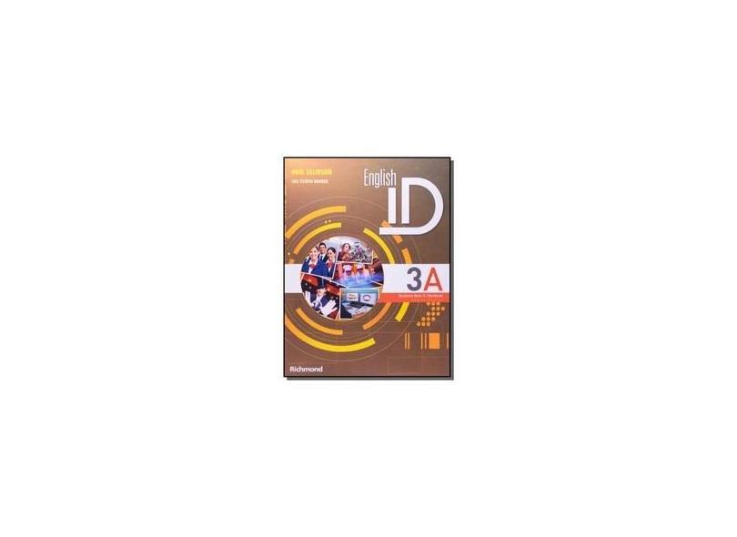 English ID 3A Sb/Wb - Paul Seligson, Luiz Otávio Barros - 9788516083199