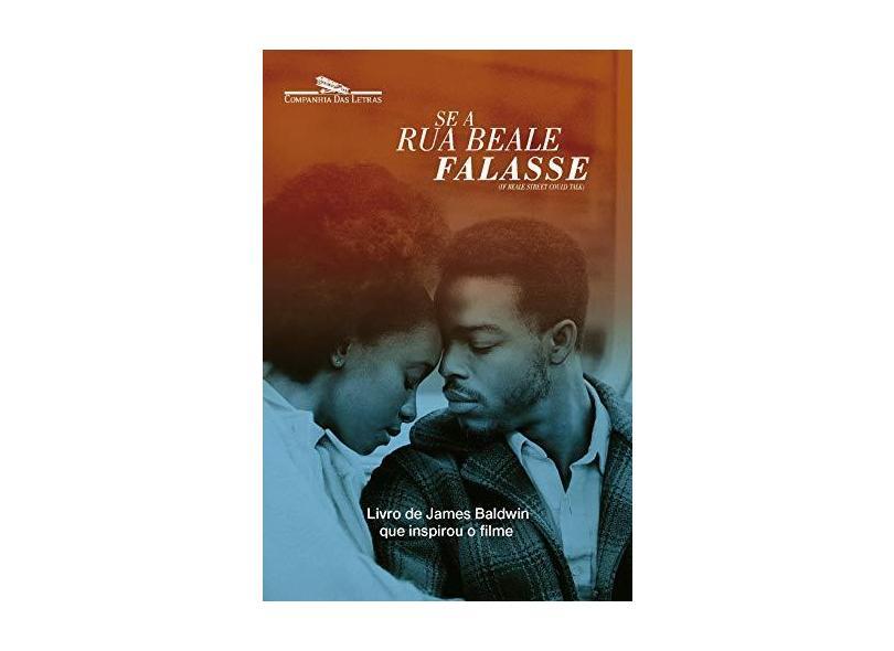 Se a rua Beale falasse - James Baldwin - 9788535931945