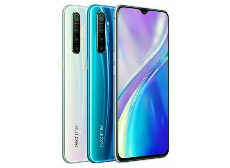 Smartphone Realme XT RMX1921 128GB 2 Chips Android 9.0 (Pie)