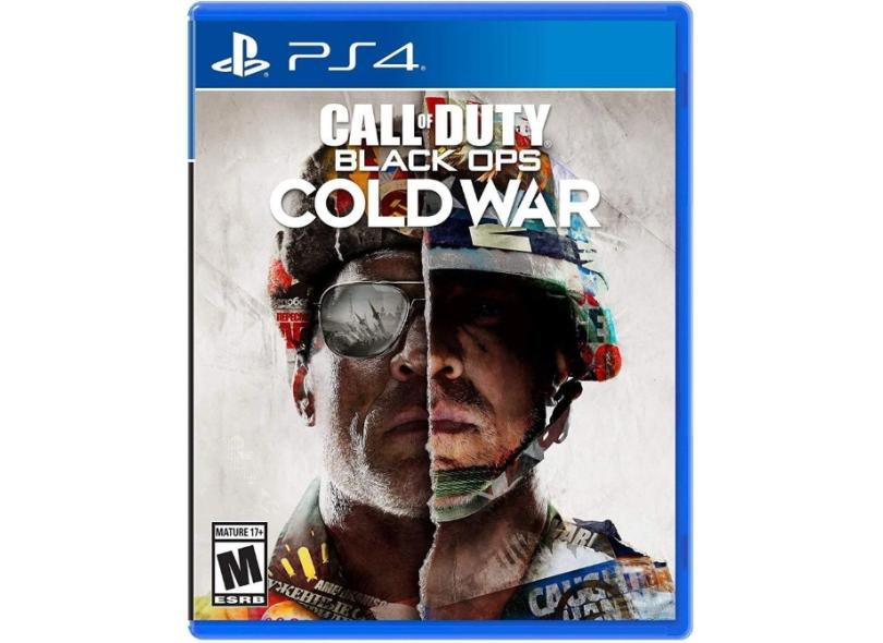Jogo Call of Duty Black Ops Cold War PS4 Activision