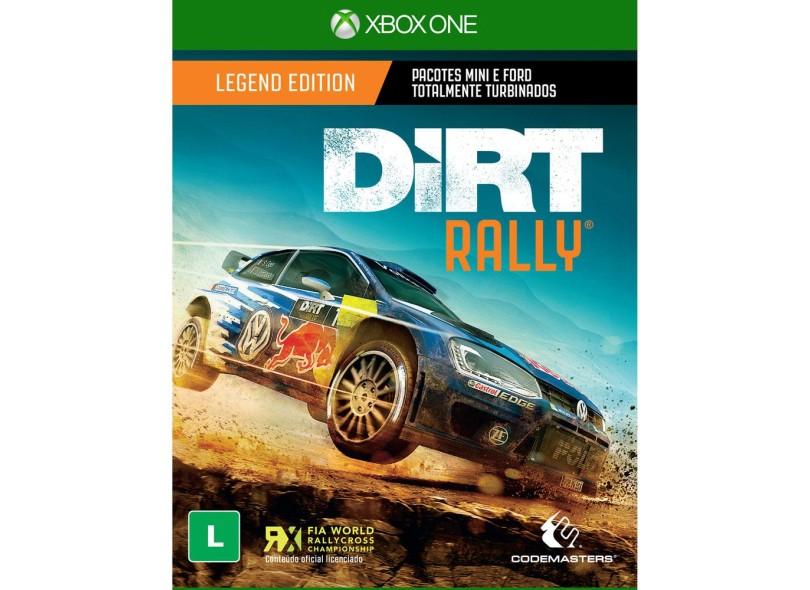 Jogo Dirty Rally Xbox One Codemasters